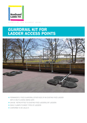 KeeGuard Ladder Kit thumbnail