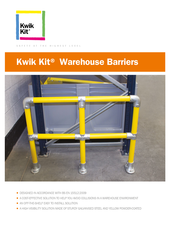 Kwik Kit Warehouse Barriers thumbnail