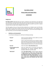 Privacy Policy_Kee Safety Limited thumbnail