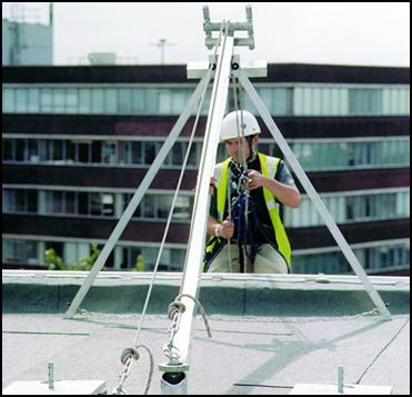 Mobile Man Anchor Systems Kee Safety Uk