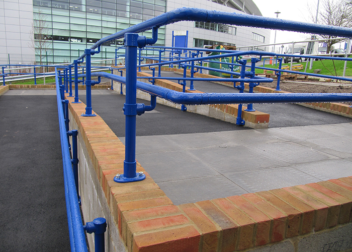 Kee safety handrail systems uk